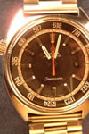 omega seamaster chronostop stainless steel watch