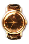 Omega watch - 9ct gold