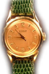 Wittenauer ladies watch - gold plated