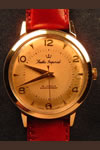 Smiths 9ct gold watch