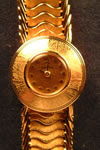 Omega ladies 18ct gold watch