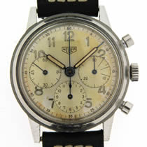 Heuer Triple Register Chronograph