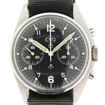 CWC Military Chronograph