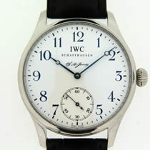 IWC Portugieser FA Jones Watch