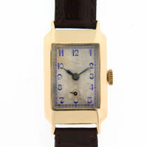 Maximus Rotary 9ct Gold Watch