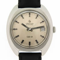 Certina DS2 Stainless Steel Watch