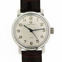 Certina KIM Stainless Steel Watch