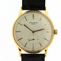 Patek Philippe 18ct Gold Watch