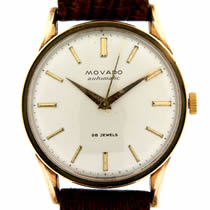 Movado automatic watch