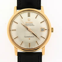 Omega Constellation 18ct Pink Gold Watch