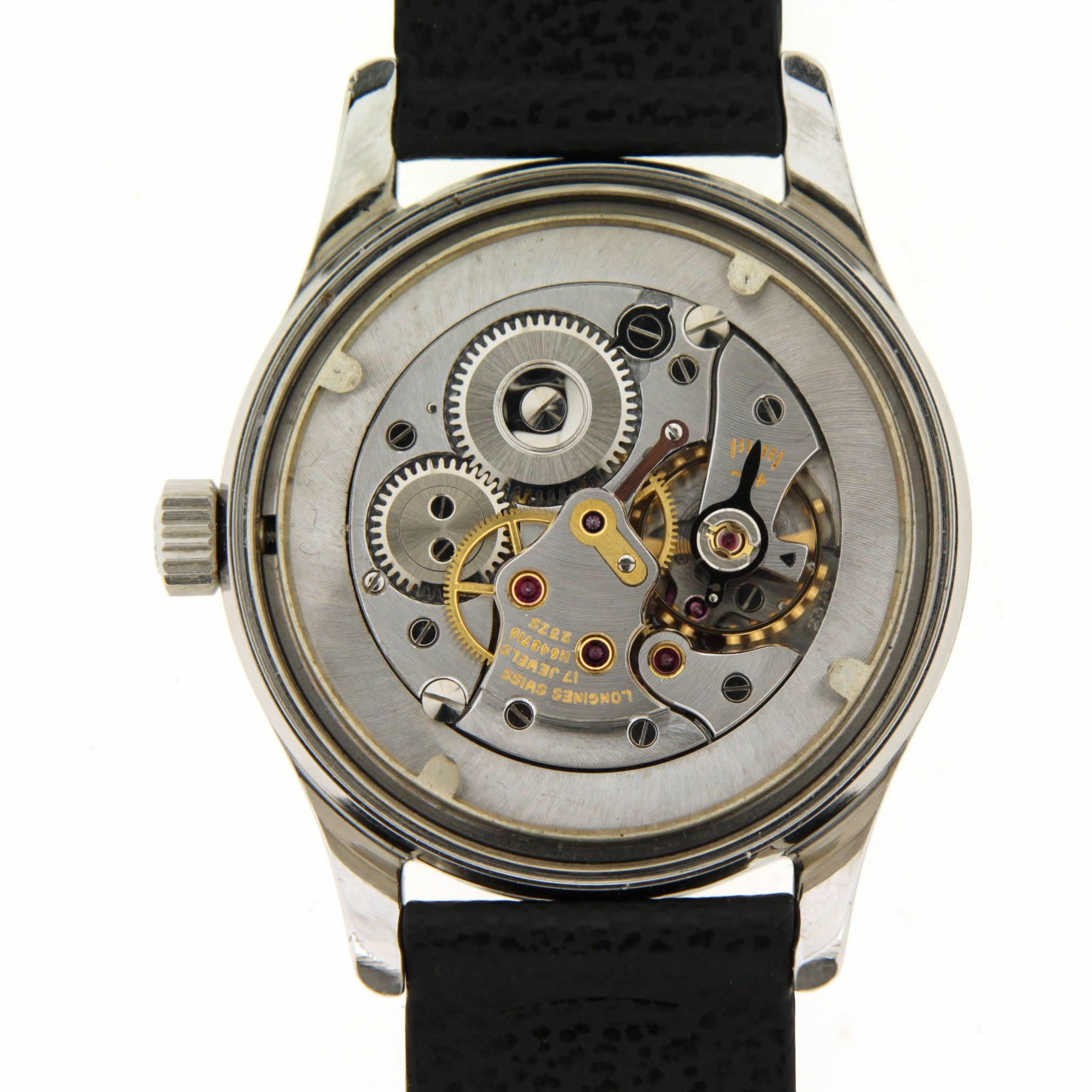 Longines watch movement picture